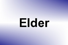 Elder name image