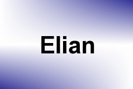 Elian name image