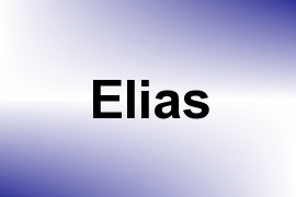 Elias name image