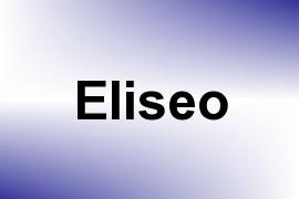 Eliseo name image