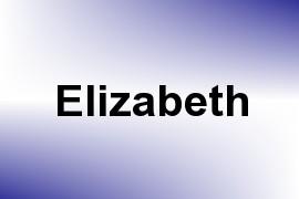 Elizabeth name image