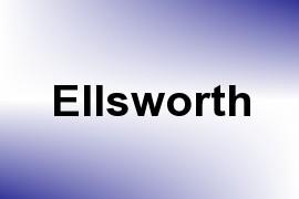 Ellsworth name image