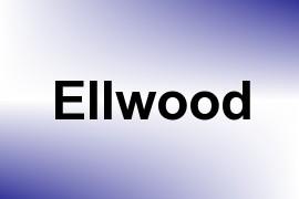 Ellwood name image