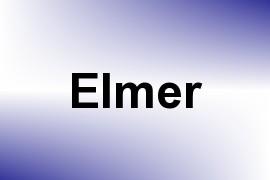 Elmer name image
