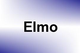 Elmo name image