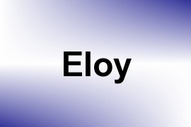 Eloy name image