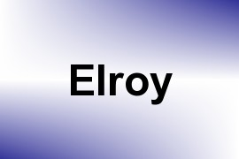 Elroy name image