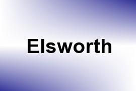 Elsworth name image