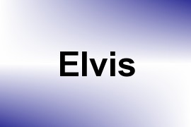 Elvis name image