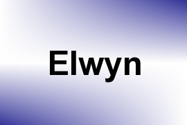 Elwyn name image