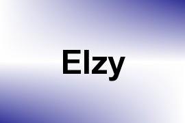 Elzy name image