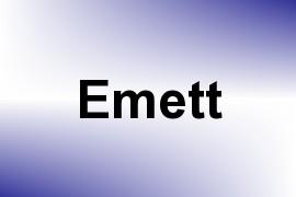 Emett name image