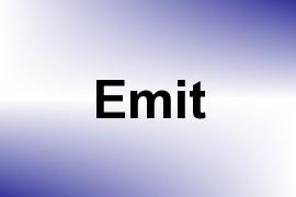 Emit name image