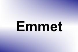 Emmet name image