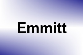 Emmitt name image