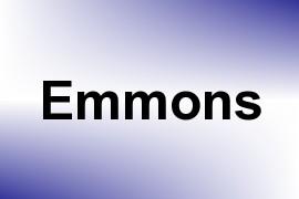 Emmons name image