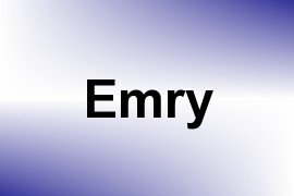 Emry name image