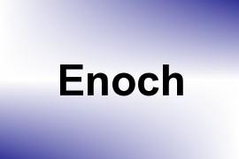 Enoch name image