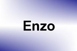Enzo name image