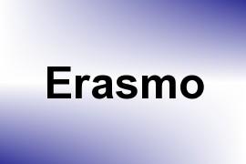 Erasmo name image