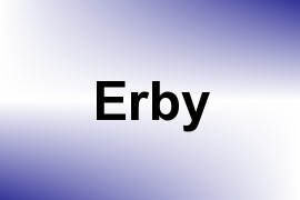 Erby name image