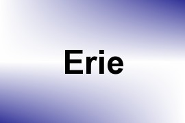 Erie name image