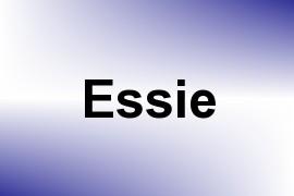 Essie name image