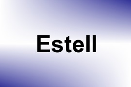 Estell name image