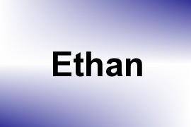 Ethan name image