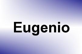 Eugenio name image