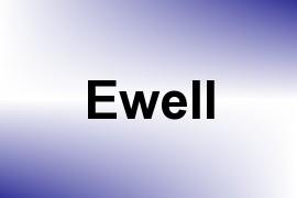 Ewell name image