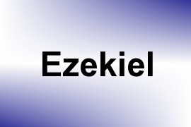 Ezekiel name image