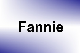 Fannie name image