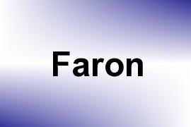 Faron name image
