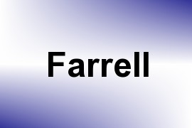 Farrell name image