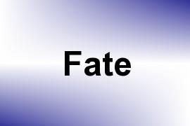 Fate name image