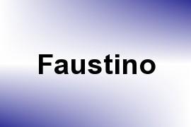 Faustino name image
