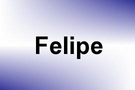 Felipe name image