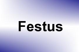Festus name image