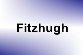 Fitzhugh name image