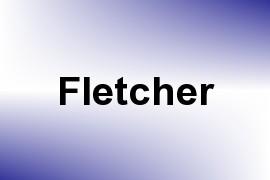 Fletcher name image
