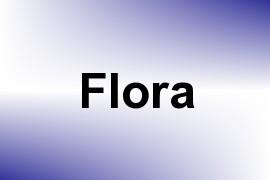 Flora name image
