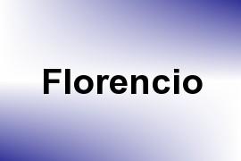 Florencio name image