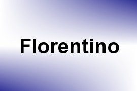 Florentino name image