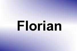 Florian name image