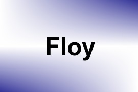 Floy name image