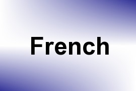 French name image