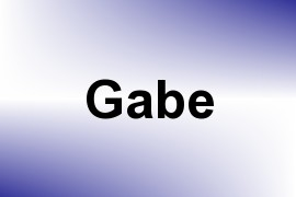 Gabe name image