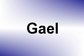 Gael name image