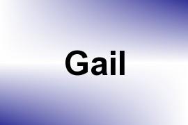 Gail name image